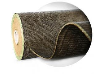 Agrotkanina, tkanina ściółkująca brązowa szerokości 162 cm