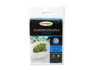 Agrowłóknina zimowa Pegas Agro P-50 biała 1,60 x 5mb - pakiet