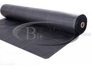 Agrotkanina, tkanina ściółkująca czarna szerokości 162 cm