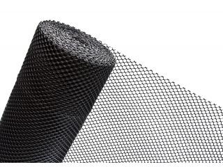 Siatka ogrodzeniowa (plastikowa) typ RS 1,5/100 - czarna 1,00 x 50 mb