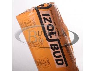 Folia budowlana czarna IZOL BUD 6x33x0,15 - rolka