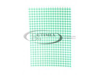 Siatka techniczna (plastikowa) T002 (T2) - zielona 1,20 x 50 mb