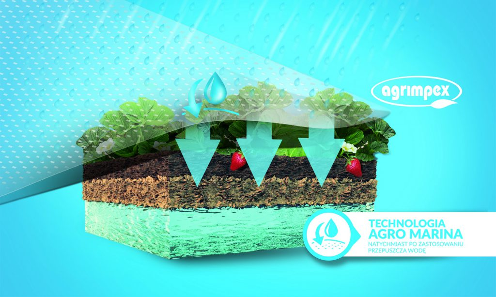 Agrowłóknina Agro Marina - rewolucyjna technologia